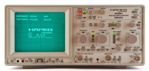 HAMEG Instruments HM404-2 40MHz Analog Oscilloscope